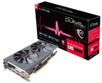 Видеокарта Sapphire PULSE Radeon RX 580 (8 ГБ/GDDR5/256 бит)