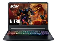 ACER Nitro AN515-56 Shale Black (NH.QAMEU.008)(Intel Core i5-11300H 8Gb 512Gb)
