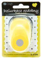DP Craft Высекатель DP Craft 2.5см круг