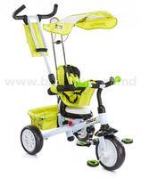 Chipolino Трицикл Cross Fit TRKCF0146GR зеленый