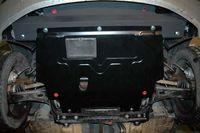 > FORDFusion JU2002 - 2012 ЗАЩИТА КАРТЕРА SHERIFF | Защита двигателя