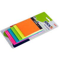 Блок для заметок MagicCube 150 листов/5 цветов/5 размеров