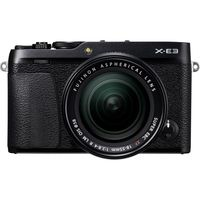 Фотокамера FJIFILM X-E3 Kit XF18-55mm Black