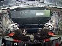 > BMW5ER Е391996 - 2003 ЗАЩИТА КАРТЕРА SHERIFF | Защита двигателя