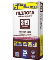 Нивелирующая самовыравнивающаяся смесь ДОЛИВКА-319