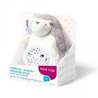 BabyOno игрушка музыкальная с проектором Hedgehog Hugo