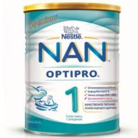 Nestle Nan 1 молочная смесь,  0+мес. 400г