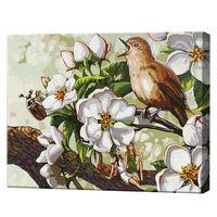 Natura s-a trezit, 40х50 cm, pictură pe numere Articol: GX25294