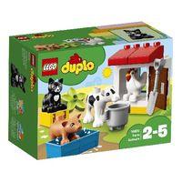 Lego Duplo Конструктор домашние животные