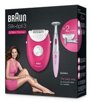 Epilator Braun Silk-épil 3 3420 Legs&Body