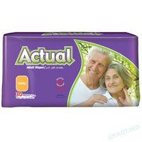 Actual подгузники для взрослых Small, 30 шт