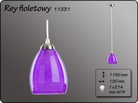 11331 Подвес Rey фиол 1л