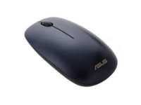 Wireless Mouse Asus MW201C, Optical, 800-1600 dpi, 3 buttons, Ambidextrous, BT/2.4Ghz, 1xAA, Blue