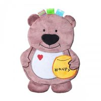 BabyOno Игрушка обнимашка комфортер Flat Bear Todo
