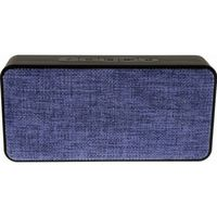 Bluetooth Portable Speaker Tellur Lycaon, Blue