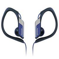 Clip Type Earphones Panasonic RP-HS34E-W Blue