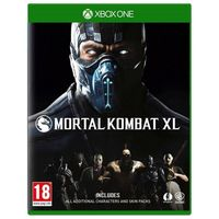 Gamedisc Mortal Kombat XL for Xbox
