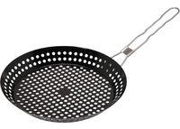 Решетка - сковорода для гриля BBQ D30.5cm
