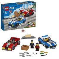 LEGO City  Arestarea pe autostradă, art. 60242