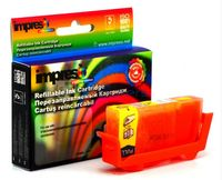 Impreso IMP-DS-CC521Y Yellow Refillable Canon