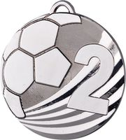 Медаль D50/MD2450S серебро