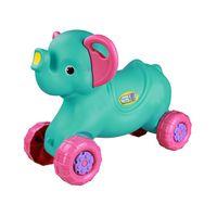 """Каталка детская """"Слонёнок"""" (бирюзовый) M4941"""