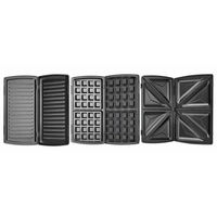 Бутербродница Gorenje SM703BK, Black/Silver