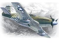 48161 Мустанг Р-51 А, американский истребитель ІІ МВ
