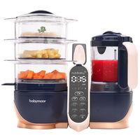 Многофункциональный кухонный комбайн 5 в 1 Babymoov Nutribaby+ XL