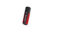 16 ГБ USB 3.1 Флеш-накопитель Transcend JetFlash 810, Black/Red