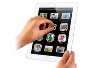 iPad New Apple MD332RSA 16Gb white