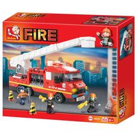 Sluban Fire Alarm (B0221)