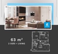 2 комнатная квартира - тип 2
