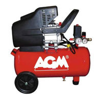 Compresor AGM 24 L