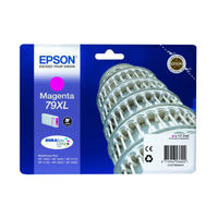 Ink Cartridge Epson T79034010, 79XL DURABrite Ultra Ink, magenta
