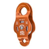 Блок-ролик Climbing Technology Orbiter D, orange, 2P661
