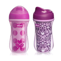 Chicco cănuță Active Cup 14+ luni, 266 ml
