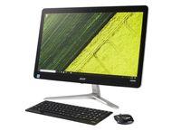 "купить All-in-One PC - 23,8"" Acer Aspire Z24-880 FullHD Multi-Touch +Windows10H(DQ.B8UME.002) Intel® Pentium® G4560T 2,9 GHz, 4GB DDR4 RAM, 128GB M2. SSD, DVD-RW, CR,Intel® HDGraphics, Wi-Fi, BT, Gigabit LAN,135WPSU,Win10H SLRu,Wireles KB/MS,Black/Silver в Кишинёве"