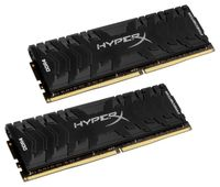 32GB (Kit of 2*16GB) DDR4-3000  Kingston HyperX® Predator DDR4 (Dual Channel Kit), PC24000, CL15, 1.35V