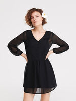 Платье RESERVED Чёрный xe402-99x