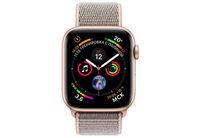 cumpără Apple Watch Series 4 MU692 Pink Sand Sport Loop 40mm, Gold în Chișinău
