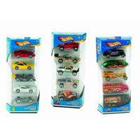 Mattel Hot Wheels Set de maşini, 5 buc.