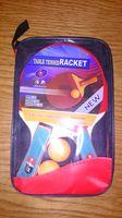 Ракетка с 3-мя мячами