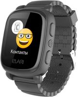 Elari KidPhone 2, Black
