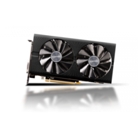 Видеокарта Sapphire PULSE Radeon RX 580 4GB (4 ГБ/GDDR5/256 бит)