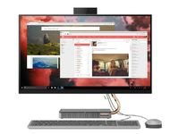 "Lenovo AIO IdeaCentre A540-27ICB Grey (27"" QHD IPS Core i5-9400T 1.8-3.4GHz, 8GB, 256GB, W10H)"
