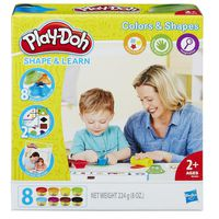 Hasbro Play-Doh Colors and Shapes (B3404)