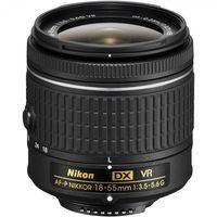 Nikon 18-55mm f/3.5-5.6G VR AF-P DX Filter 55mm, Zoom Lens
