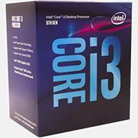 Intel Core i3-8100 3.6GHz Box