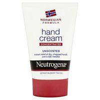 Neutrogena крем для рук без запаха, 50 мл